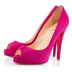 Christian Louboutin VERY PRIVE VEAU VELOURS 120 mm