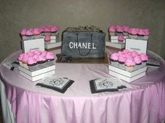 "Photo 1 of 44: CHANEL / Birthday ""A Sweet 16 Fit for a Fashionista"" 