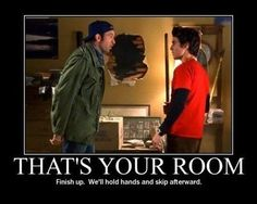 luke danes and jess thats your room - Google Search