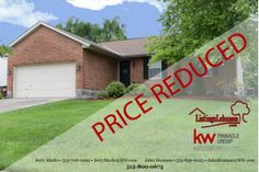 Move in Ready Ranch with Basement, Large Backyard, Garfield Park - Price Reduced-Won't Last - http://www.listingslebanon.com/featured/move-in-ready-ranch-with-basement-large-backyard-garfield-park-price-reduced-wont-last/