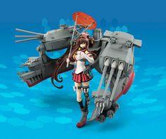 Kantai Collection -KanColle- Yamato Kai Armored Girls Project Figure