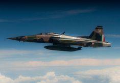 Northrop F-5E Tiger II - Fuerza Aérea Mexicana (Mexican Air Force) 401 Squadron.