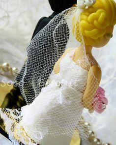 Noivos - Porcelana fria