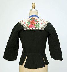 15-11-11  19th century                                                          Culture:                                        Dutch                                                          Medium:                                        wool, cotton