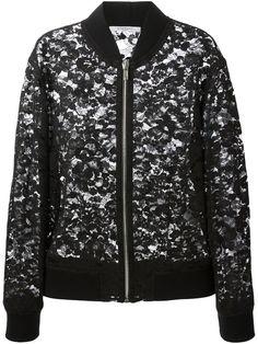 Givenchy Lace Bomber Jacket - Russo Capri - Farfetch.com
