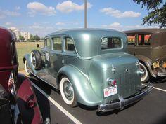1934 Graham Model 67 4 Door Sedan