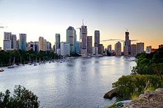 Brisbane from Kangaroo Point - Wikipedia, the free encyclopedia