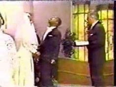 A guy catches the holy ghost as the minister says I now prenounce you man and wife!!!!! (Click pic to watch video)