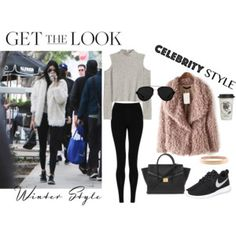 Kendall street style for winter
