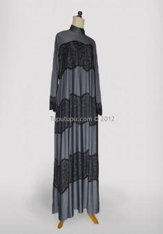 Baju Muslim, busana muslim dengan Bahan: Spandex Halus    Harga : Rp. 400,000    Ukuran : All Size