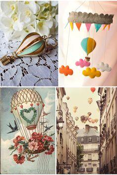 Inspiração – Balão de ar | Hot Air Balloon