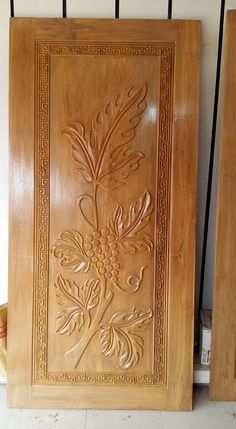 Welcome to SAFA Doors & Furniture. We are one of the best wooden door and frame manufacturer company in Bangladesh and we are usi. Flush Door Design, Door Gate Design, Wooden Front Door Design, Wooden Front Doors, Bedroom Door Design, Door Design Interior, Single Main Door Designs, Door Design Images, Modern Exterior Doors