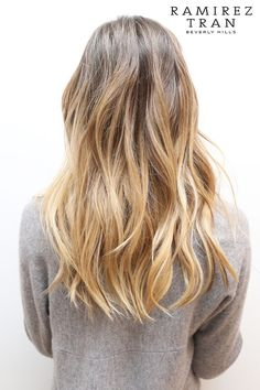 How to Get Instagram-Worthy Hair: Anh Co Tran is, in a word, cool.