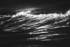 Andreas R. Mueller - Photography: Black and White - Wave Photography