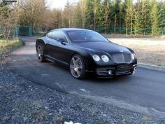 Fotos del Mansory Bentley Continental GT & GTC - 5 / 16