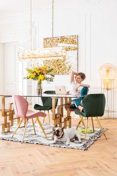 €1599 | Boulevard 200x100cm tafel, unieke en trendy tafel uit de meubel collectie van Kare Design. De eigenzinnige meubels van dit unieke woonmerk zijn echte blikvangers en geven karakter aan uw interieur! Afmeting: (hxbxd) 75x200x100 cm. Kare Design, Interior Design Inspiration, Home Interior Design, Dining Chairs, Dining Table, Deco Addict, Bath Bomb Recipes, Green Carpet, Unique Furniture