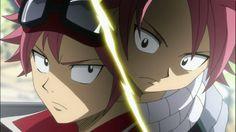 Lucy y Natsu (Fairy Tail) - animenigma