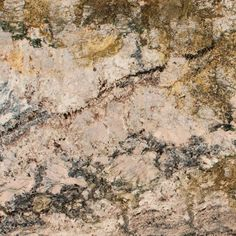 Azurite Granite from Brazil is an elegant blend of creams and blues with dark veining for contrast. Perfect for all interior and exterior projects.