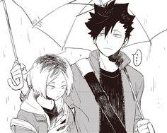 Kenma & Tetsurō || Haikyuu!!