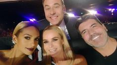 Get excited for the new series of BGT with the Judges! Britain's Got Talent Judges, Alesha Dixon, Amanda Holden, Britain Got Talent, Instagram Feed, Instagram Posts, Simon Cowell, Tv Presenters, Get Excited