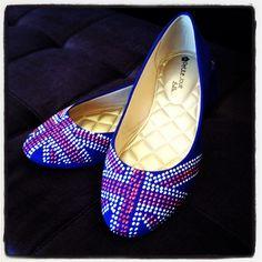 Realeza britânica a seus pés. #koquini #sapatilhas #euquero #petitejolie
