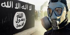 "A government watchdog has warned that there are ""extremely worrying"" signs that ISIS might be developing chemical weapons of its own.  ..."