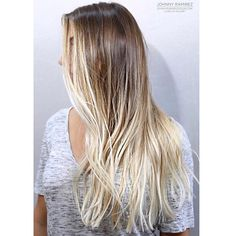 My hair color creation❤️ Lived in color™ #livedincolor #joico #joicocolor #lumishine #livedinblonde #livedinhaircolor