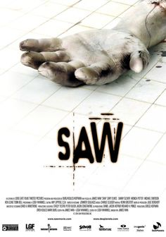 Saw ~ The begin of a great movie!