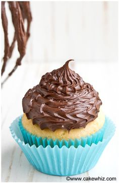 Healthy coconut cream chocolate frosting