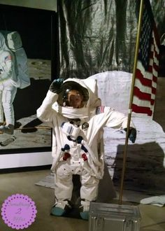 Armstrong Air & Space Museum in Ohio - My kids would love trying on the spacesuit!