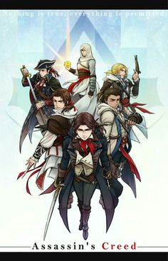 Everyone likes ponytails. He shall forever be the hipster assassin.<-- I think you mean the BEST assassin Asesins Creed, All Assassin's Creed, Assassins Creed 2, Arno Victor Dorian, Geeks, Arte Do Hip Hop, Connor Kenway, Susanoo, Character Art