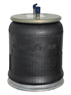 Goodyear Air Bag Spring for Rear Suspensions. Fits most Freightliner Trucks (1R12-603)