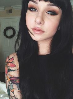 Medusa and septum - Medusa is something I want next if I get a new piercing.