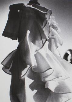 Comme des Garçons Noir dress photographed by Sachiko Kuro for Six  1 8f0c89ffdd2
