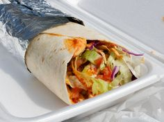 Eat This Now: Cap'n Crunch-Crusted Tilapia Burrito at Cucina Zapata in Philadelphia   Serious Eats