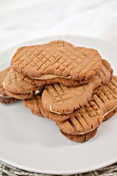 Keto Cookies – Super Yummy Low Carb Copycat Nutter Butter Peanut Butter Cookie Recipe For Ketogenic Diet – Keto Friendly & Beginner – Desserts – Snacks Flourless Peanut Butter Cookies, Peanut Butter Fat Bombs, Low Carb Peanut Butter, Chocolate Peanut Butter Cookies, Peanut Butter Cookie Recipe, Dairy Free Sugar Cookies, Gluten Free Sweets, Keto Cookies, Keto Dessert Easy