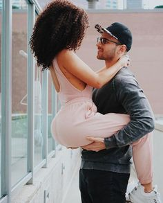 Gorgeous interracial couple sharing a look of mixed with passion - Beautiful interracial relationships -