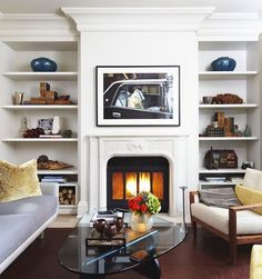 Neovictorian Living Room | Photo Gallery: Living Room Design Principles | House & Home | photo Michael Graydon