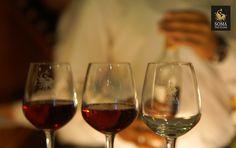 Enjoy the finest blend of wine amidst the truly incredible, scenic aura that truly captivate your mind #SomaVineVillage #Winetasting #Winetour #Vineyard #Nashik