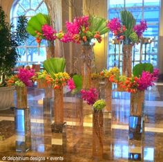 Rosewood Crescent Hotel Lobby (Dallas, TX) by Dr Delphinium
