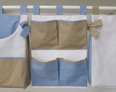Porta Fralda e Porta Trecos (3 peças)