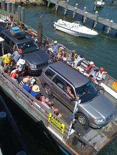 Martha's Vineyard - Ferry from Edgartown to Nantucket - Edgartown, Mass