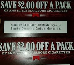 awesome Marlboro coupons   Check more at http://harmonisproduction.com/marlboro-coupons/