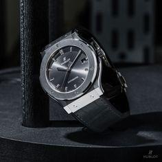 New Classic Fusion Racing Grey, the subtle beauty of grey. Discover more from Hublot at Deutsch & Deutsch McAllen. http://deutschjewelers.com/mcallen #hublot #deutschmcallen #deutschjewelers #deutschanddeutsch #wherelifehappens