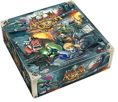Arcadia Quest Board Game CMON