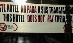 REDACCIÓN SINDICAL MADRID: Concentraciones y huelga indefinida en el Hotel Pr...