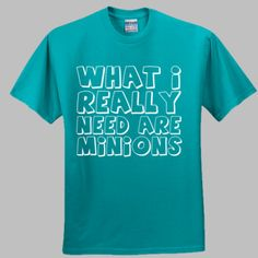 We print high quality custom and funny t-shirts, hoodies and other great products. Create your own with our t-shirt designer. Funny Tshirts, Minions, Shirt Designs, Popular, Hoodies, Tees, Mens Tops, T Shirt, Fashion