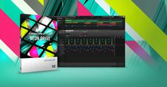 NEON DRIVE: New MASCHINE Expansion for glowing, hyper-melodic synth pop | 49.99$