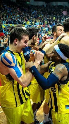 Fenerbahce- Real Madrid Euroleague Playoffs First Game