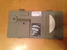 Прочее, Мужские: Держатель для дисков и документов в авто - фото 4
